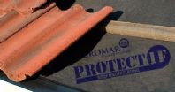CROMAR PROTECT 1F NON-BREATHABLE UNDERLAY 45mx1m